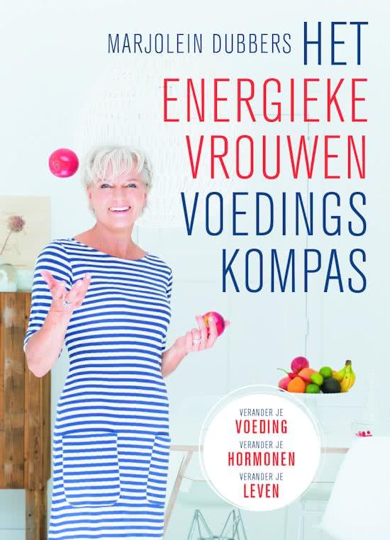 Het energieke vrouwen voedingskompas - kookboek