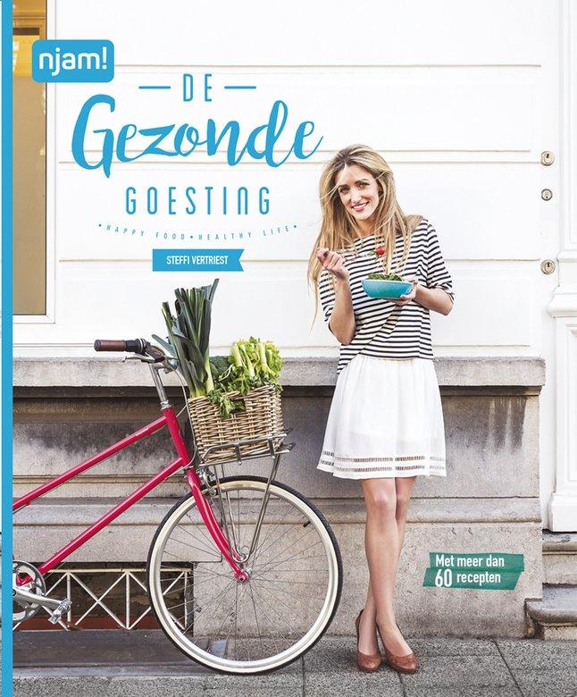 De gezonde goesting - kookboek van Steffi Vertriest