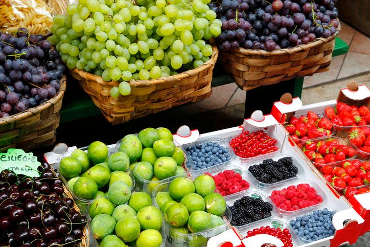 Fruit bevat veel vitamine E, hierdoor kan je een vitamine E-tekort op afstand houden.