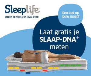Laaat je Slaap-DNA meten